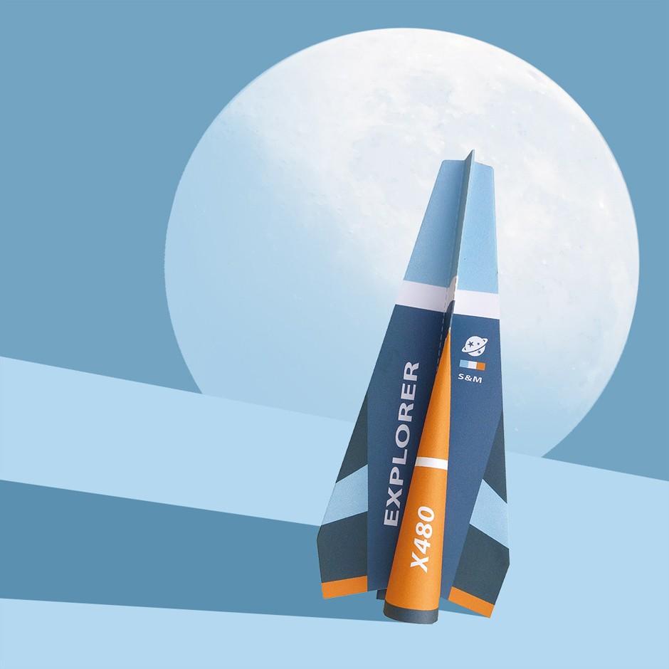 Les supers fusées