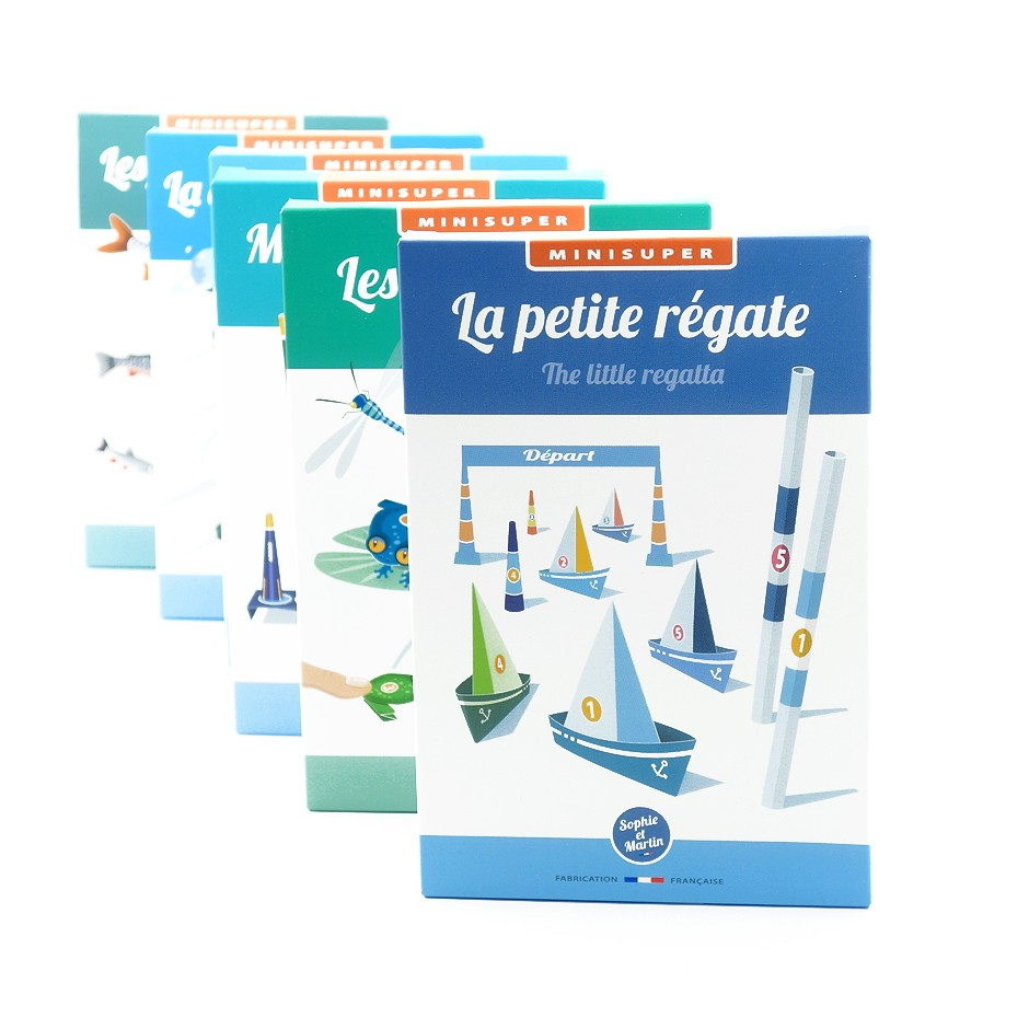 The little regatta