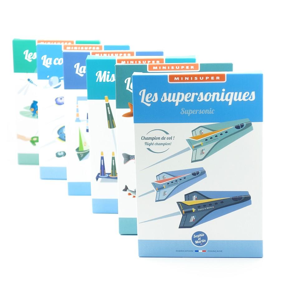 Les supersoniques