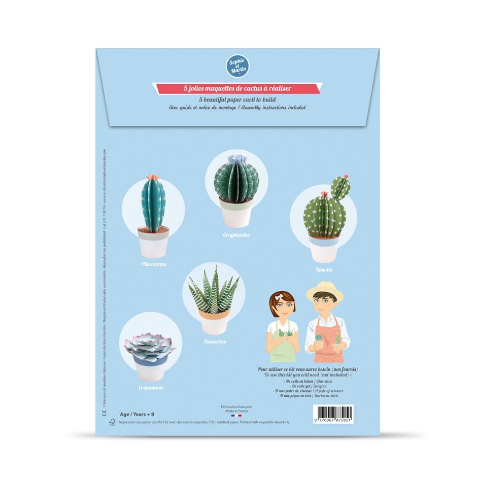Les petits cactus