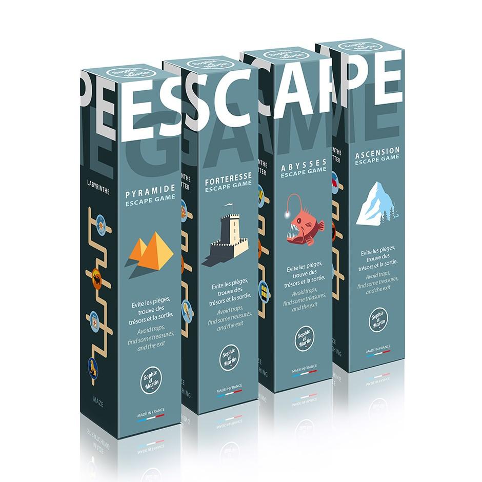 Ascension escape game